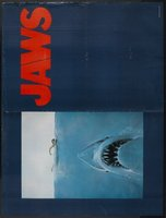 Jaws movie poster (1975) picture MOV_75eec448