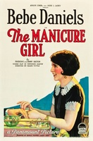 The Manicure Girl movie poster (1925) picture MOV_75f5a26b