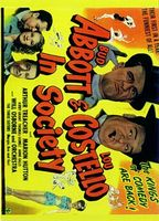 In Society movie poster (1944) picture MOV_75fbffdc