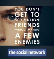 The Social Network movie poster (2010) picture MOV_75fc1ab4