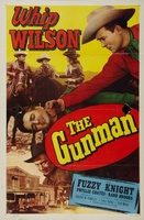 The Gunman movie poster (1952) picture MOV_75ff3378