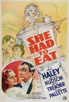 She Had to Eat movie poster (1937) picture MOV_76009863