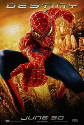 Spider-Man 2 movie poster (2004) poster MOV_76069596