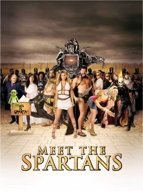Meet the Spartans movie poster (2008) poster MOV_76082418