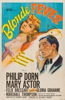 Blonde Fever movie poster (1944) picture MOV_76086b39