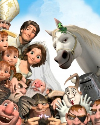 Tangled Ever After movie poster (2012) poster MOV_760bc22f