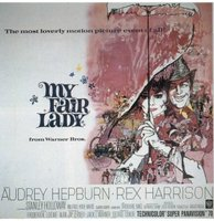 My Fair Lady movie poster (1964) picture MOV_761525f1