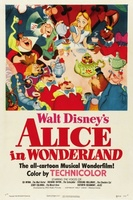 Alice in Wonderland movie poster (1951) picture MOV_76182c51