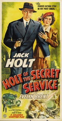 Holt of the Secret Service movie poster (1941) poster MOV_761aa0fc