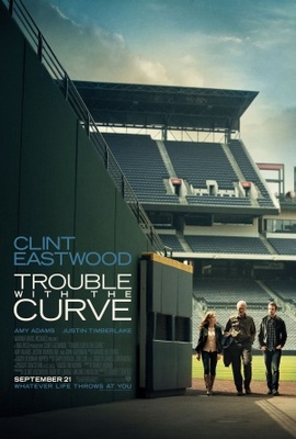 Trouble with the Curve movie poster (2012) poster MOV_761c0c6f