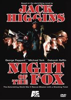 Night of the Fox movie poster (1990) picture MOV_761d1688