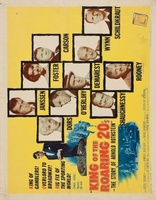 King of the Roaring 20's - The Story of Arnold Rothstein movie poster (1961) picture MOV_76221fa8