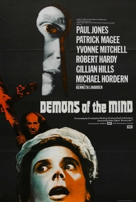 Demons of the Mind movie poster (1972) poster MOV_76230b10