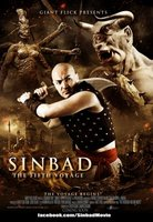 Sinbad: The Fifth Voyage movie poster (2010) picture MOV_762a4e83