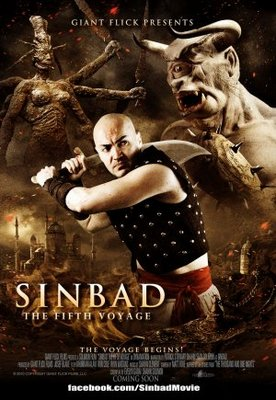 Sinbad: The Fifth Voyage movie poster (2010) poster MOV_762a4e83