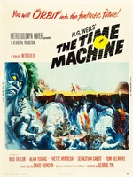The Time Machine movie poster (1960) picture MOV_762a5cef