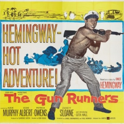 The Gun Runners movie poster (1958) poster MOV_762a74b5