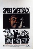 Sweet Sweetback's Baadasssss Song movie poster (1971) picture MOV_76342f40