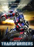 Transformers movie poster (2007) picture MOV_76374c39