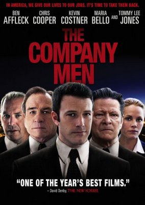 The Company Men movie poster (2010) poster MOV_7637e6a2