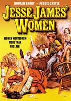 Jesse James' Women movie poster (1954) picture MOV_763bf7e7