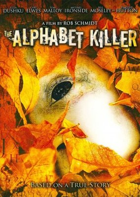 The Alphabet Killer movie poster (2007) poster MOV_7641b877