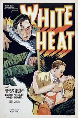 White Heat movie poster (1934) poster MOV_7647ede8