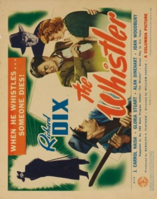 The Whistler movie poster (1944) poster MOV_764861b3