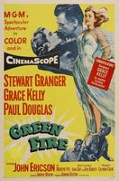 Green Fire movie poster (1954) picture MOV_76489080
