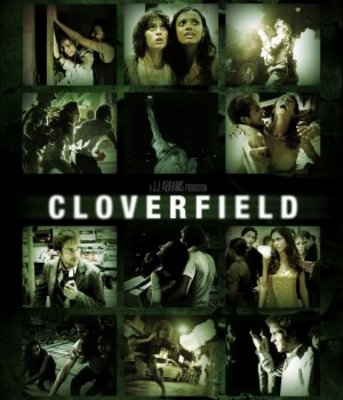 Cloverfield movie poster (2008) poster MOV_7653ff66