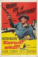 Escort West movie poster (1958) picture MOV_76574c1d