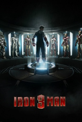 Iron Man 3 movie poster (2013) poster MOV_76595e6d