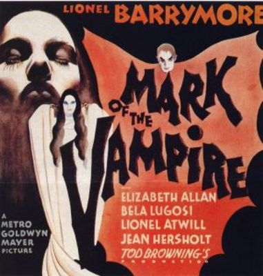 Mark of the Vampire movie poster (1935) poster MOV_7662ad97