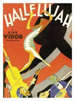 Hallelujah movie poster (1929) picture MOV_76633fd2