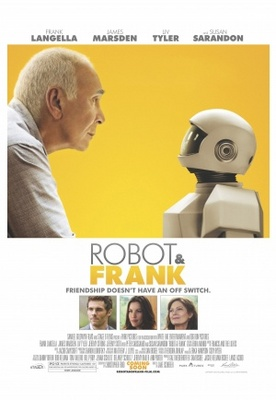 Robot and Frank movie poster (2012) poster MOV_766cce7a
