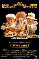 Lucky Lady movie poster (1975) picture MOV_766d1930