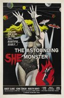 The Astounding She-Monster movie poster (1957) picture MOV_766ec901