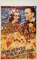 The Girl Said No movie poster (1937) picture MOV_766f6a04