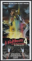 A Nightmare on Elm Street 4: The Dream Master movie poster (1988) picture MOV_76703fd9