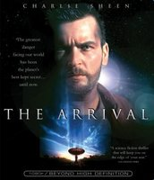 The Arrival movie poster (1996) picture MOV_76742309