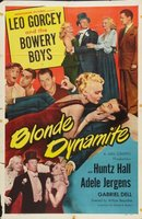 Blonde Dynamite movie poster (1950) picture MOV_7677df57