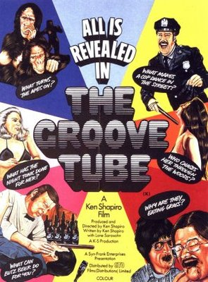 The Groove Tube movie poster (1974) poster MOV_767c8f95