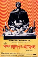 Simon, King of the Witches movie poster (1971) picture MOV_767f5b02