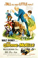 The Gnome-Mobile movie poster (1967) picture MOV_7696b7bd