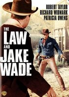 The Law and Jake Wade movie poster (1958) picture MOV_7696d2dc