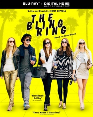 The Bling Ring movie poster (2013) poster MOV_769c7a08