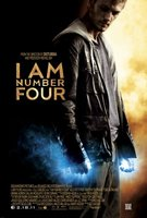 I Am Number Four movie poster (2011) picture MOV_769e2f3a