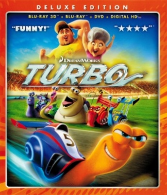 Turbo movie poster (2013) poster MOV_76a62bd6