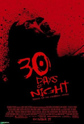 30 Days of Night movie poster (2007) poster MOV_76a81dd9