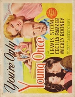 You're Only Young Once movie poster (1937) picture MOV_76aa9b28